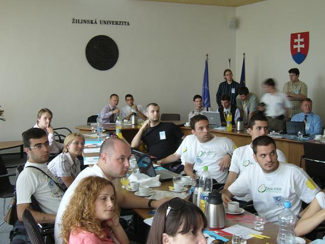 Treffen in Zilina